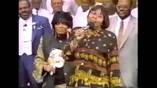 Dr. Barbara M. Amos - Wear Jesus Out (Part 3 of 3)