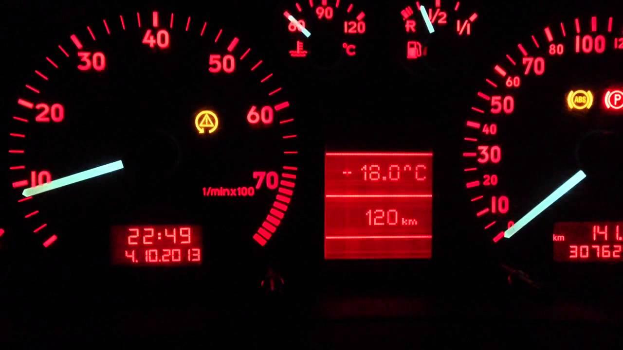 Audi S4 B5 8D EPC ECM ECU Problem - YouTube