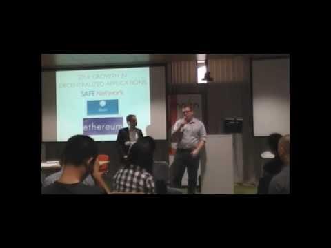 Crypto Valley Summit -- Intro to Bitcoin Economy