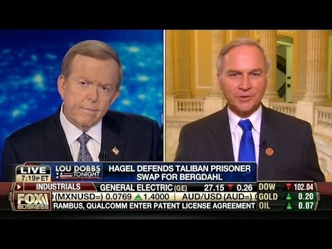 Rep. Randy Forbes discusses the Bergdahl-Taliban Trade on Lou Dobbs Tonight