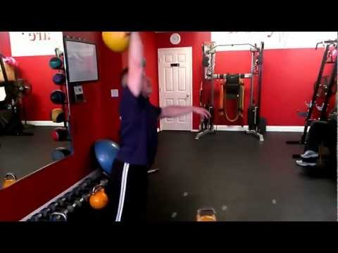 Demonstration of various lifts for kettlebell sport Image 1