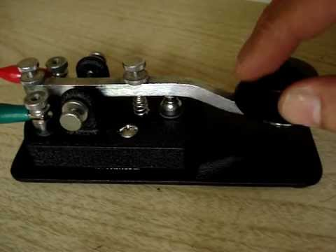 Morse code key / SPEED-X