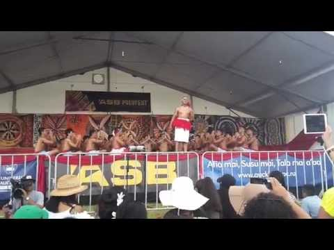 SACRED HEART COLLEGE SAMOAN GROUP - POLYFEST 2015