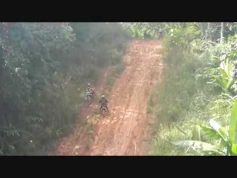 Komunitas Trail Murung Raya (KTMR) edisi Lungkuh Sabun