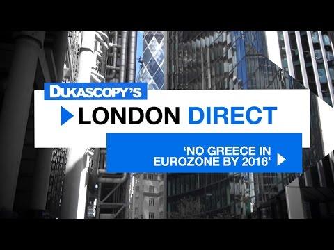 No Greece in Eurozone by 2016