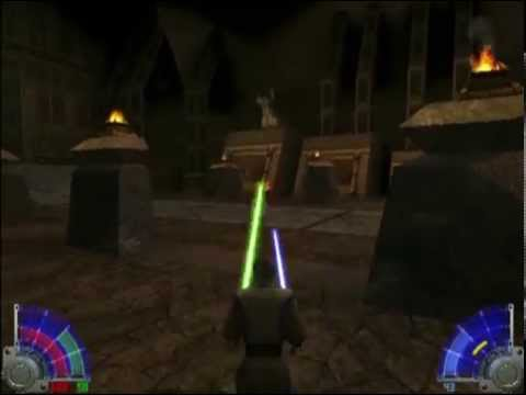 Let's Play Star Wars Jedi Academy Part 38- Finale!