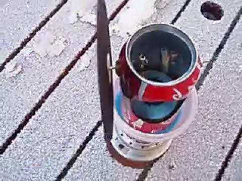 Coca Cola Can Engine