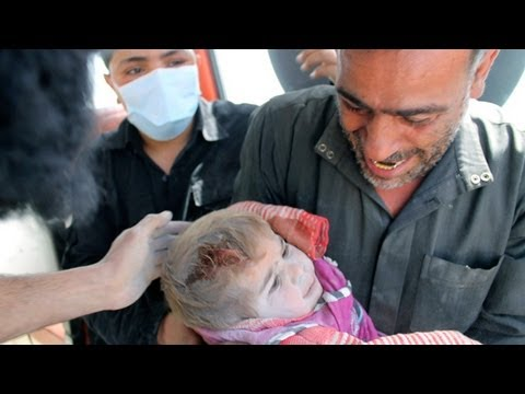 Syria's air force targeting civilians, says Human Rights Watch