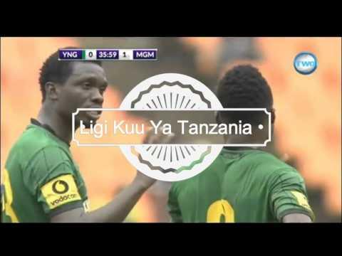 """Ligi Kuu Ya Tanzania/Yanga Vs Mgambo 2-1 """"Deusi Kaseke"""" """"Bolly"""""""