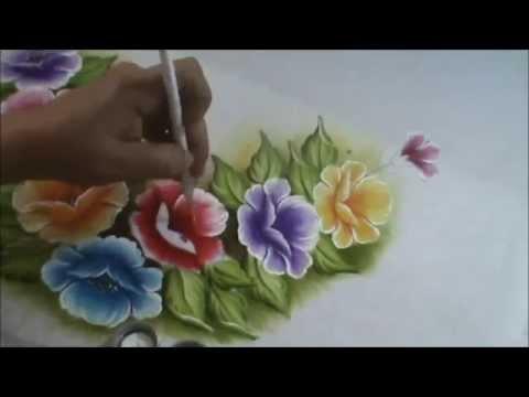 Pintando com Sorayacarneiro-artes