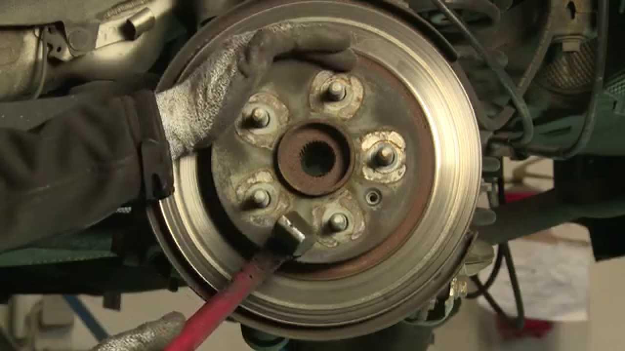 Opel Insignia Bremsen Hinten Wechseln Bremsscheiben Und Bel 228 Ge How To Replace Disc