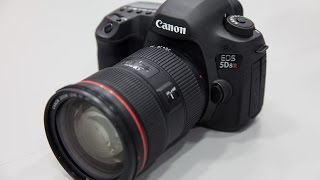 New Canon EOS 5DS R Review