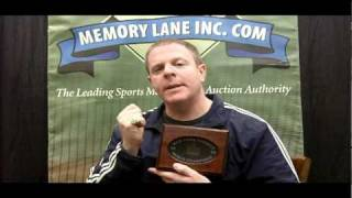 Lot 899 1999 New York Yankees Coach Jose Cardenal World Series Ring (Balfour 14K)