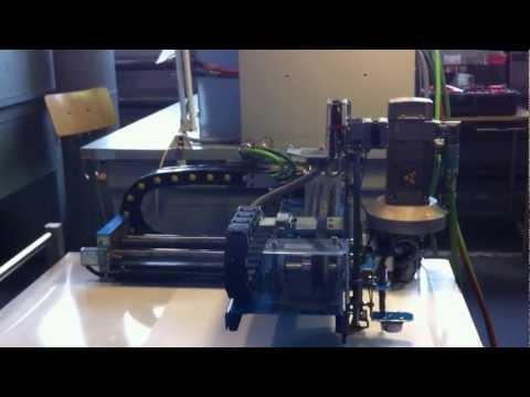 3-Axis Cartesian robot
