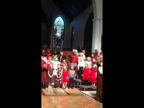 Advent episcopal school lessons and carols - 12/05/2011