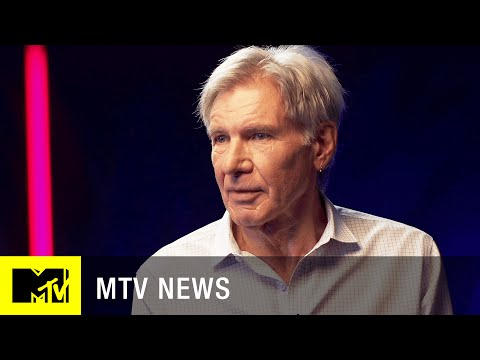Harrison Ford Talks 'Star Wars,' His Infamous 'I Know' Line & Breaking His Leg on Set | MTV News