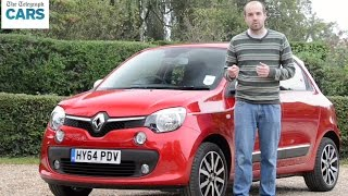 Renault Twingo 2014 review | TELEGRAPH CARS