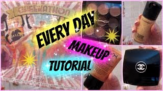 Everyday Makeup Tutorial! | Big Announcement At The End!