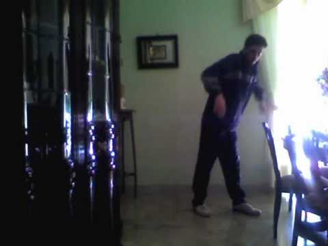 Dancing amateur