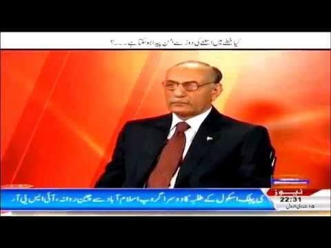 Pakistan Media Talk Show On India's Development & Nuclear Power