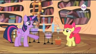 "My Little Pony: Friendship is Magic -- ""Twilight Time"" Preview Via Entertainment Weekly"