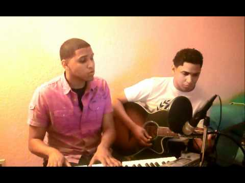 Que No Me Faltes Tu- Juanpa Y Lenny (cover) video
