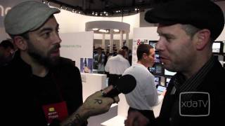 Hands on with the Sony Tablet P and S at CES 2012
