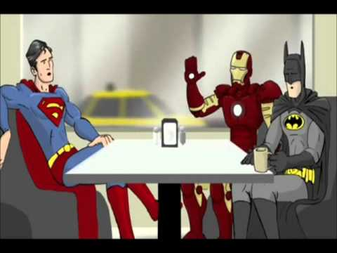 Superman & Batman: Super Café