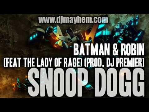 Snoop Dogg - Batman & Robin