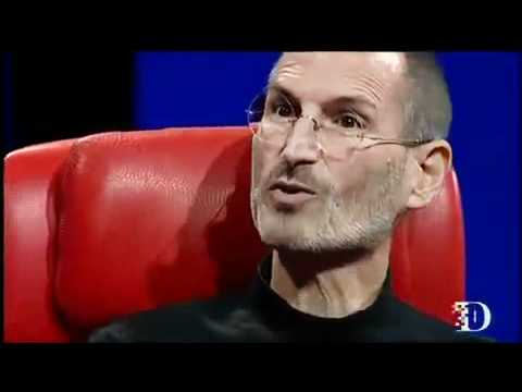 Steve Jobs Tells Us A Secret video