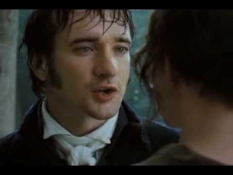 Pride And Prejudice Rain