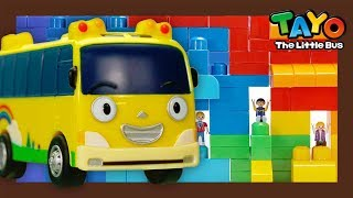 School bus Kinder l What does school bus do? l Tayo Job Adventure S2 l Tayo the Little Bus