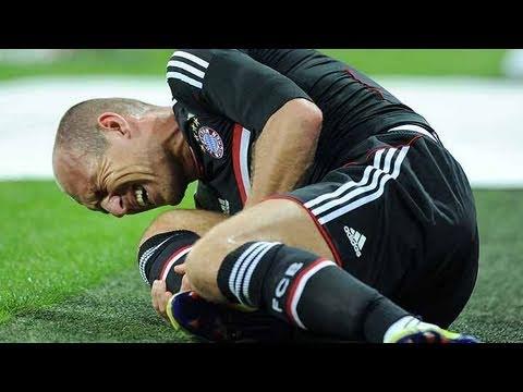 Audi Cup: Arjen Robben verletzt - Podolski vor Wechsel? - Rummenigge attackiert FIFA - SPORT1 News