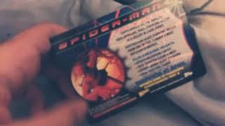 Spider-Man movie card? 2002
