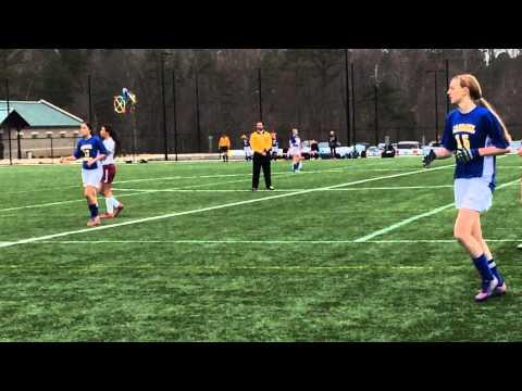 Carmel Christian Varsity Girls vs. United Faith Christian Academy (Soccer) on 3/4/2014