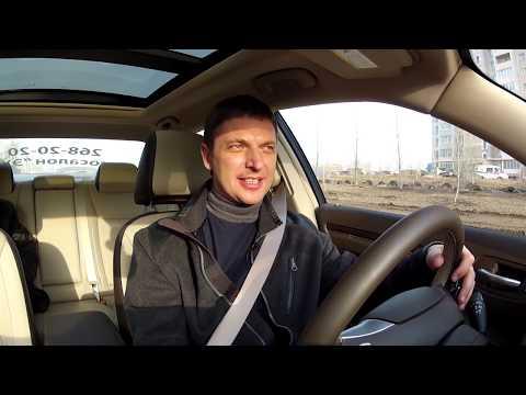 Тест Chrysler 300C 2012