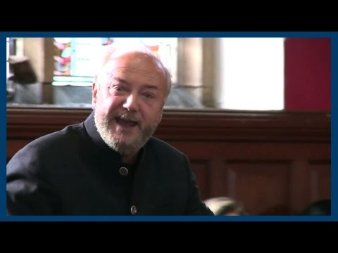 Hamas | Geoge Galloway | Oxford Union