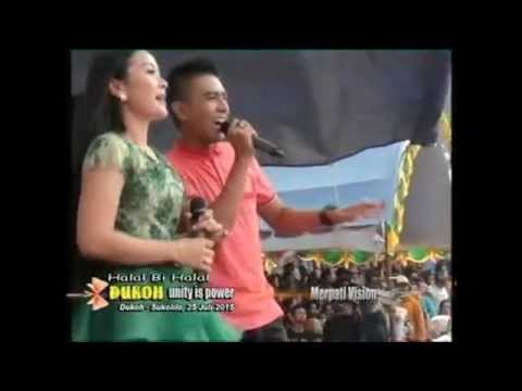 [ Dangdut New Pallapa Dukoh 2015 ] 14. Birunya Cinta - Andin Julia ft Gerry Mahesa