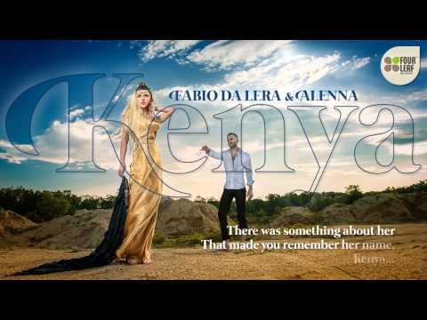 Fabio Da Lera & Alenna - Kenya (with lyrics)