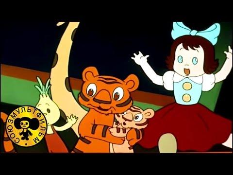 Похитители красок | Советские мультфильмы для детей