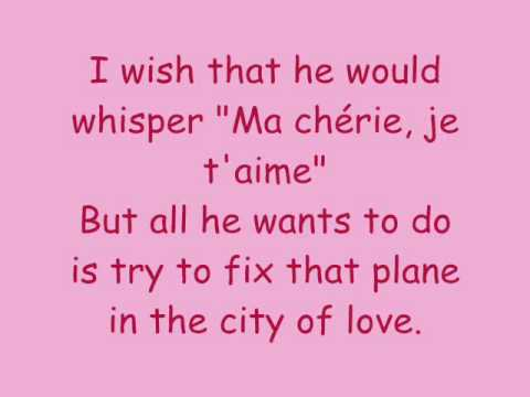 Phineas And Ferb - In The City Of Love Lyrics (HQ)
