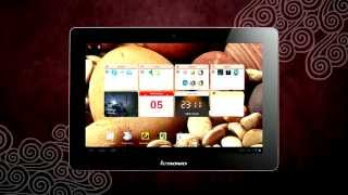 Lenovo IdeaTab Tablet - Customize & use home screen widgets