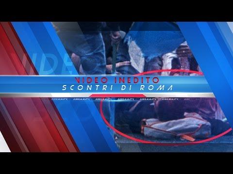 ESCLUSIVA - Il video choc dell'agguato a Ciro Esposito! Pre Fiorentina-Napoli, 3 Maggio 2014