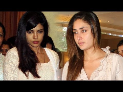 Priyanka Chopra's Father's Condolence Meeting