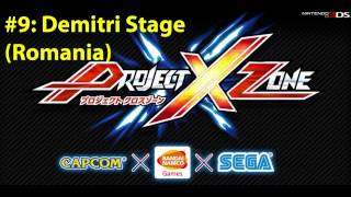 Project X - Project X Zone Official Soundtrack #9: Demitri Stage (Romania) *Extended*