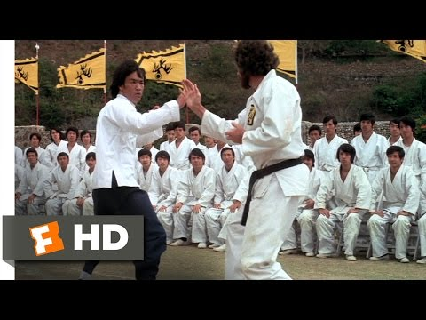 Enter the Dragon (1/3) Movie CLIP - Lee vs. O'Hara (1973) HD Image 1