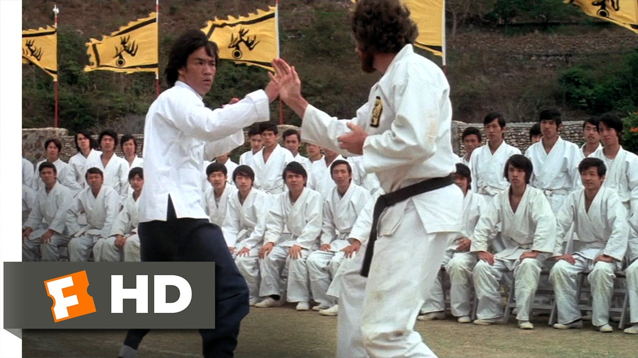 Брюс Ли vs Само Хунг (Bruce Lee vs Sammo Hung) Выход