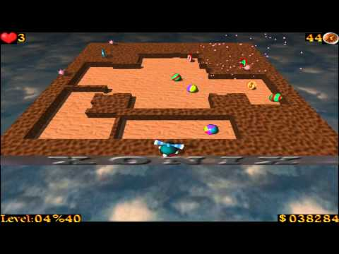 Airxonix Game Video - TVGT