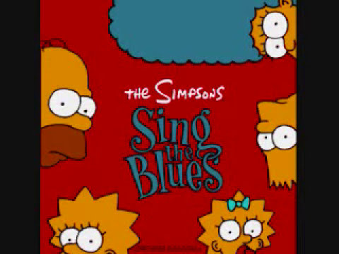 The Simpsons Sing the Blues: Springfield Soul Stew by Marge Simpson