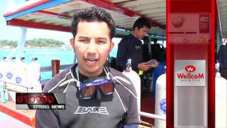 ดำน้ำ/Diving at Pattaya.